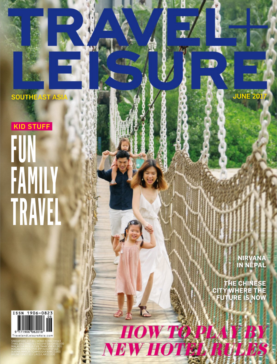 Le Petit Society Travel & Leisure June 2071