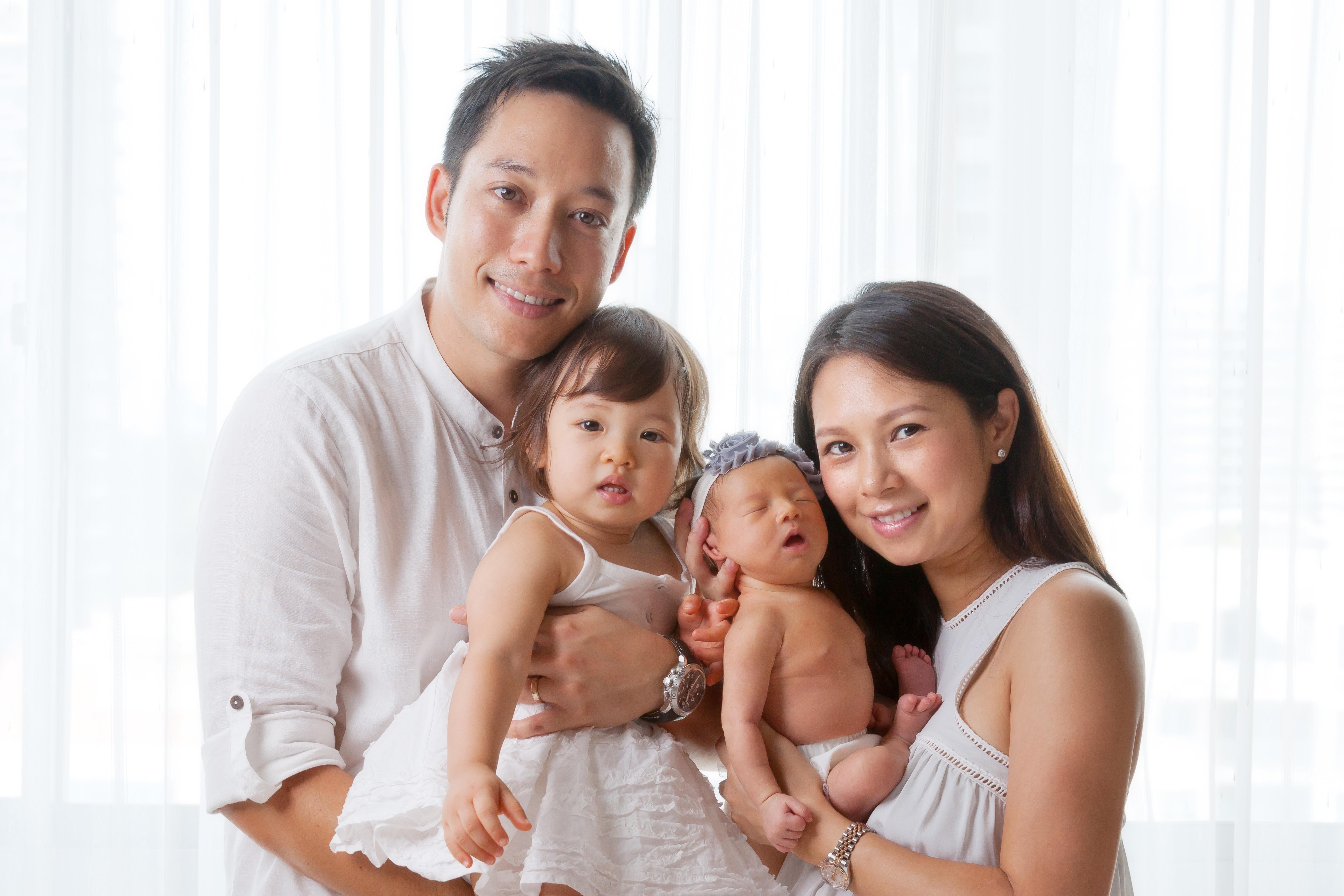 Inspiring Moms :: Belinda from Baby Style Icon