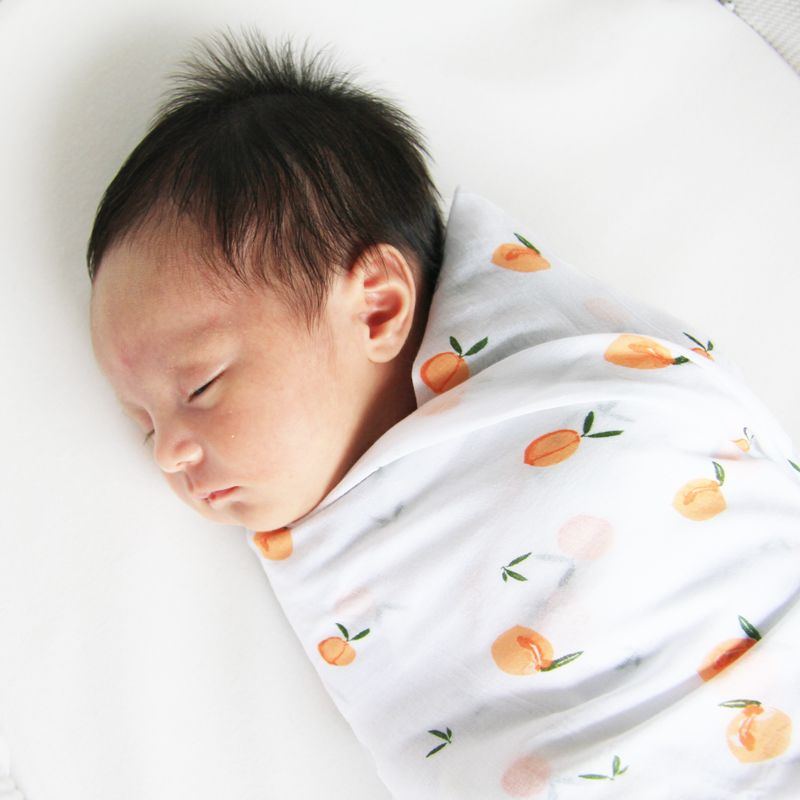 Why We Swaddle A Baby