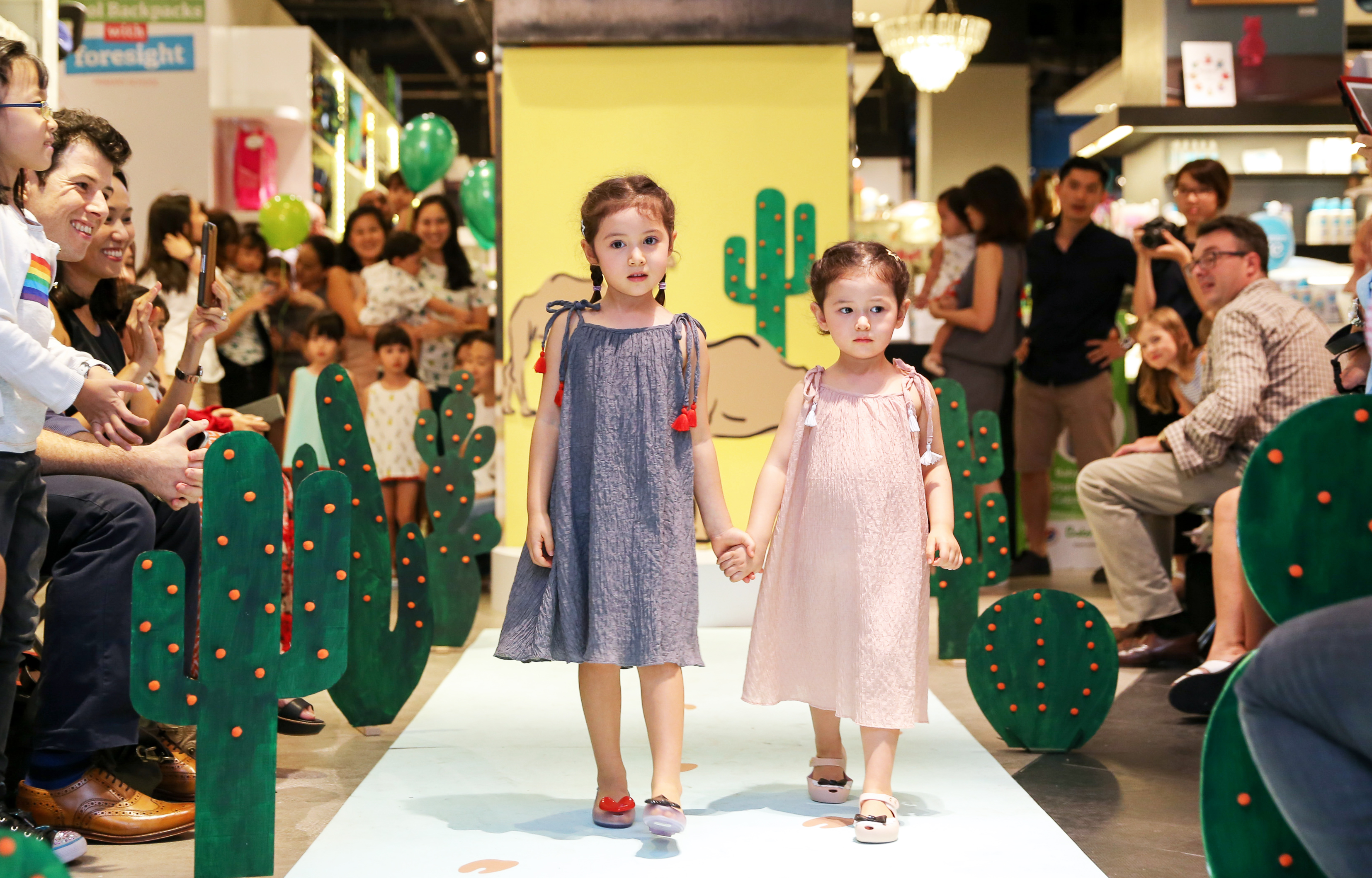 Le Petit Society - Summer Escape Runway Show