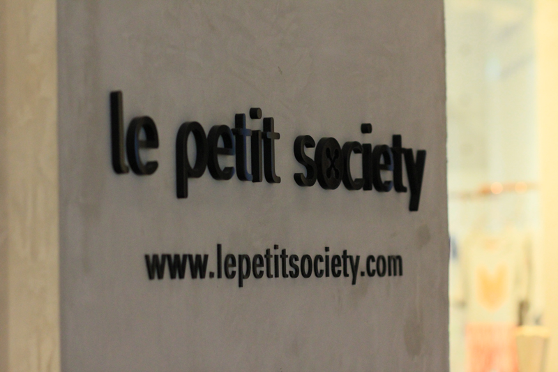Le Petit Society from URL to IRL