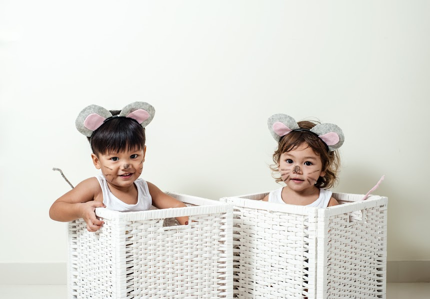 Halloween Specials :: Little Grey Mice