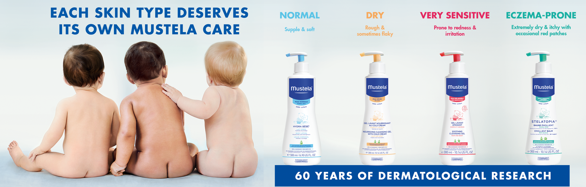 Brands We Love - Mustela