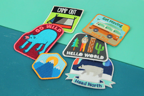 Loves :: Iron on Patches