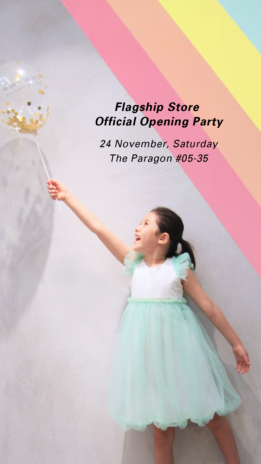 Le Petit Society Flagship Store Official Opening Party