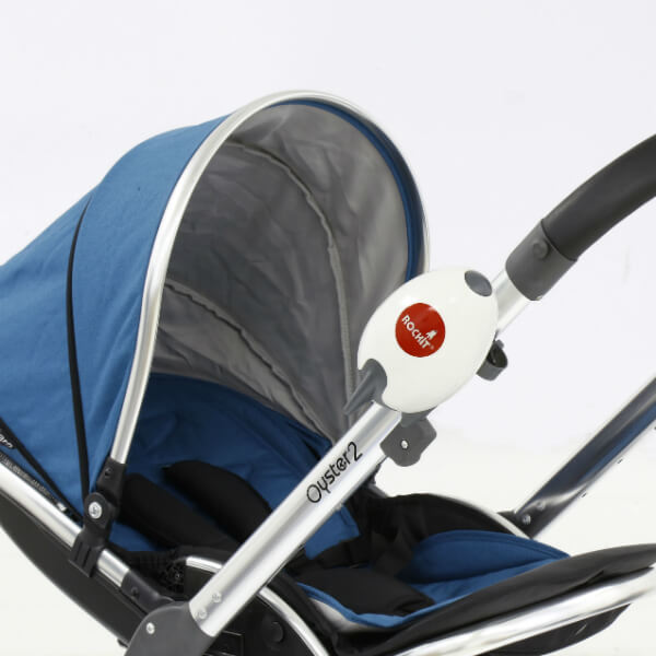 Brands We Love - Portable Baby Rocker by Rockit