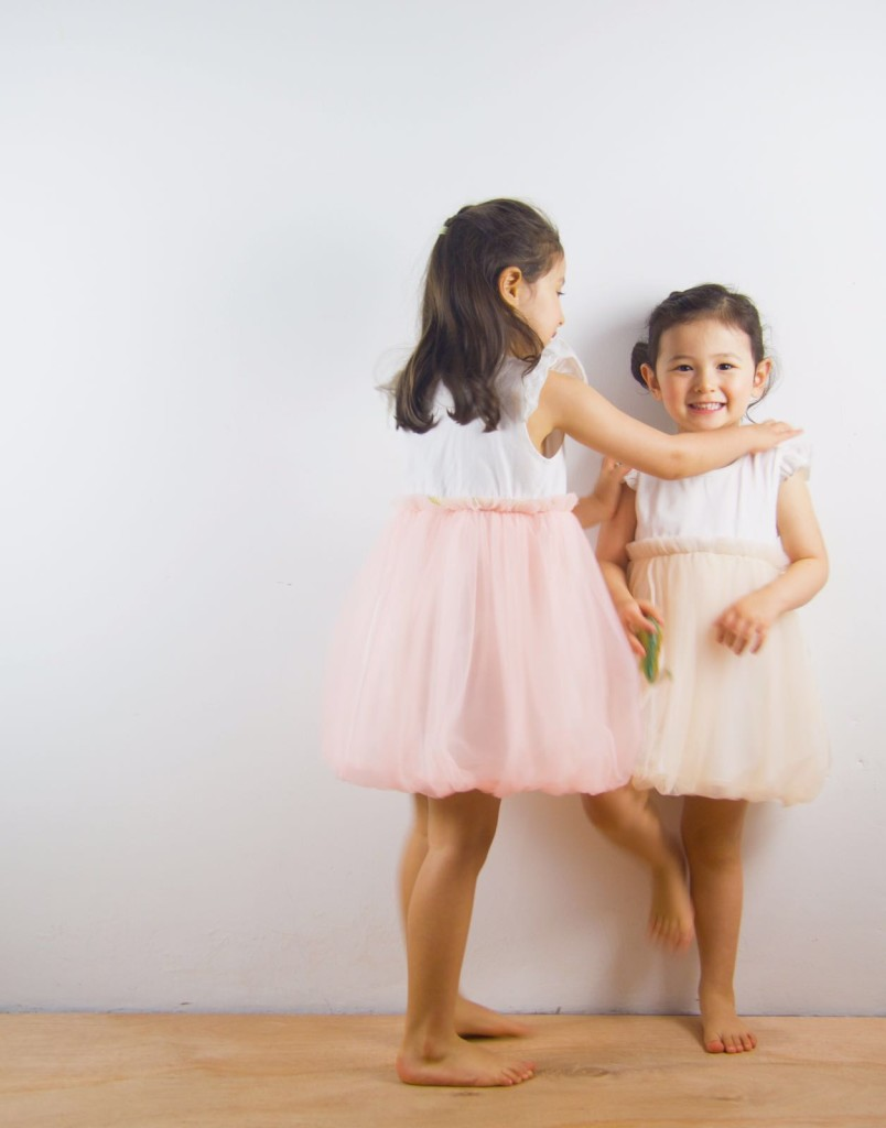 Bubble Dress Le Petit Society