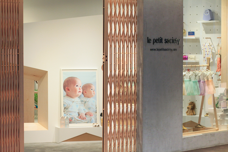 """Le Petit Society """"In Real Life"""" Concept Store"""