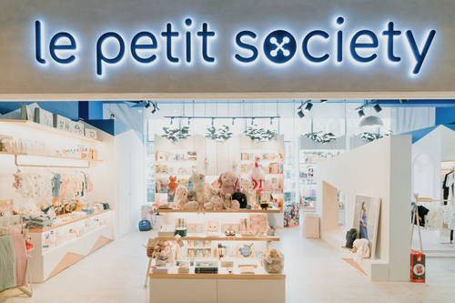 "Le Petit Society ""In Real Life"" Concept Store"